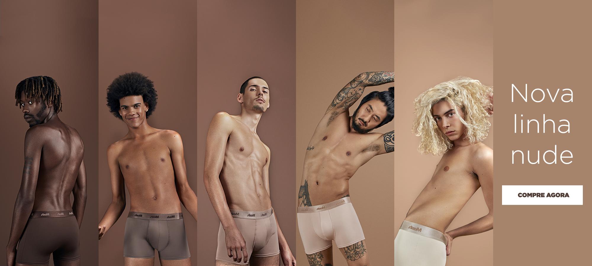 Coleção Nude