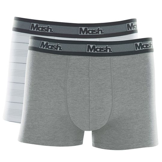 ad3b70bea Kit Cueca Boxer Cotton I CUECAS MASH - Mash