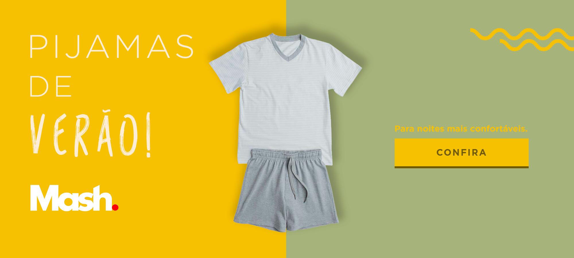 Pijama Verão