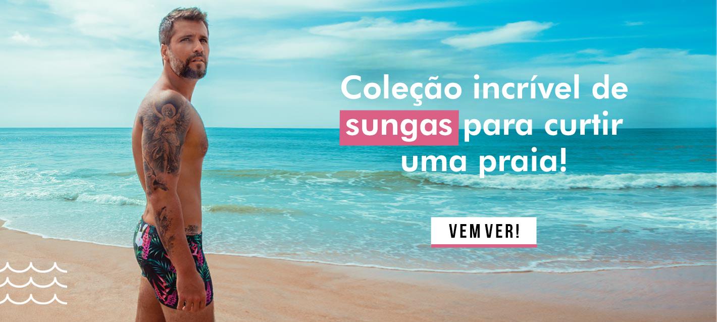 [ON] Moda Praia - Sungas