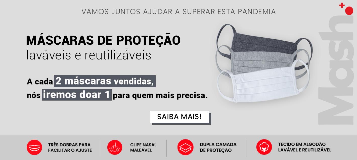 [ON] Máscaras de Proteção