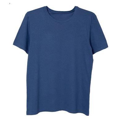 Camise Lisa Azul Jeans Mash