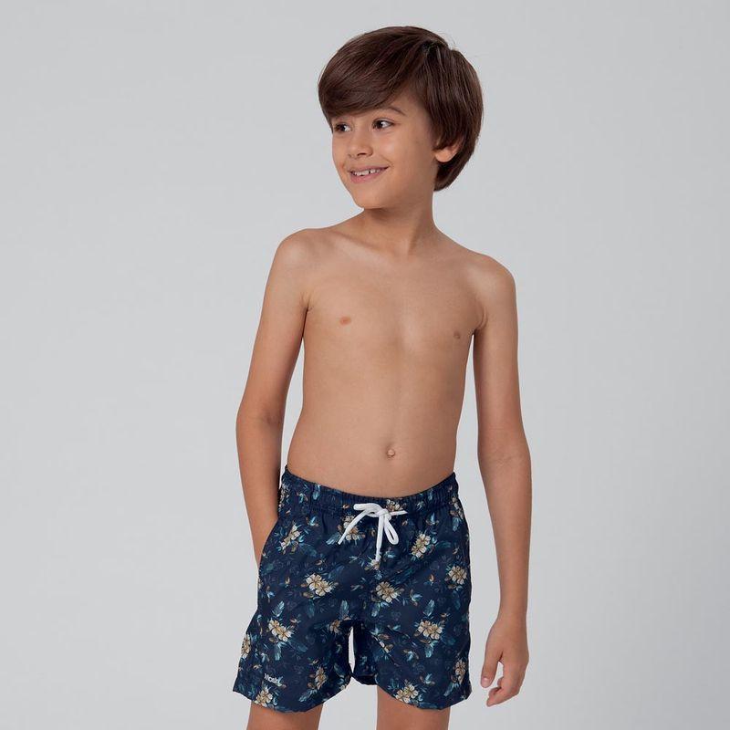 Shorts-Estampado-Floral-FPS-30-Infantil-Mash-61920