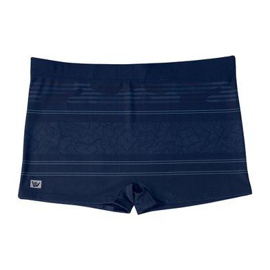 Sunga Boxer Estampada Hang Loose Azul Marinho Mash