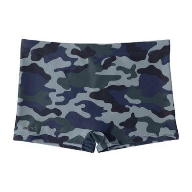 Sunga Boxer Estampada Camuflada Colcci Azul Marinho Mash